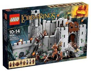 Sets de Lego de construcción del señor de los anillos - Lego el Abismo de Helm
