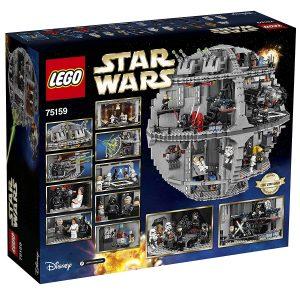 Sets de Lego de construcción de Star Wars - Lego estrella de la muerte de Star Wars