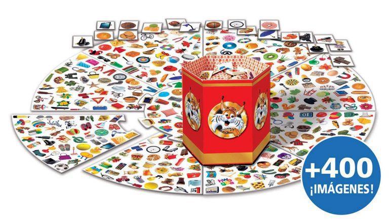 Los mejores juegos de mesa del mundo - juego de mesa Lince tablero