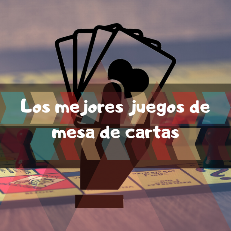 Los mejores juegos de mesa de cartas de Amazon