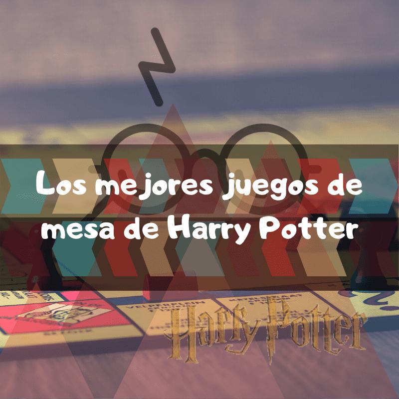 Los mejores juegos de mesa de Harry Potter