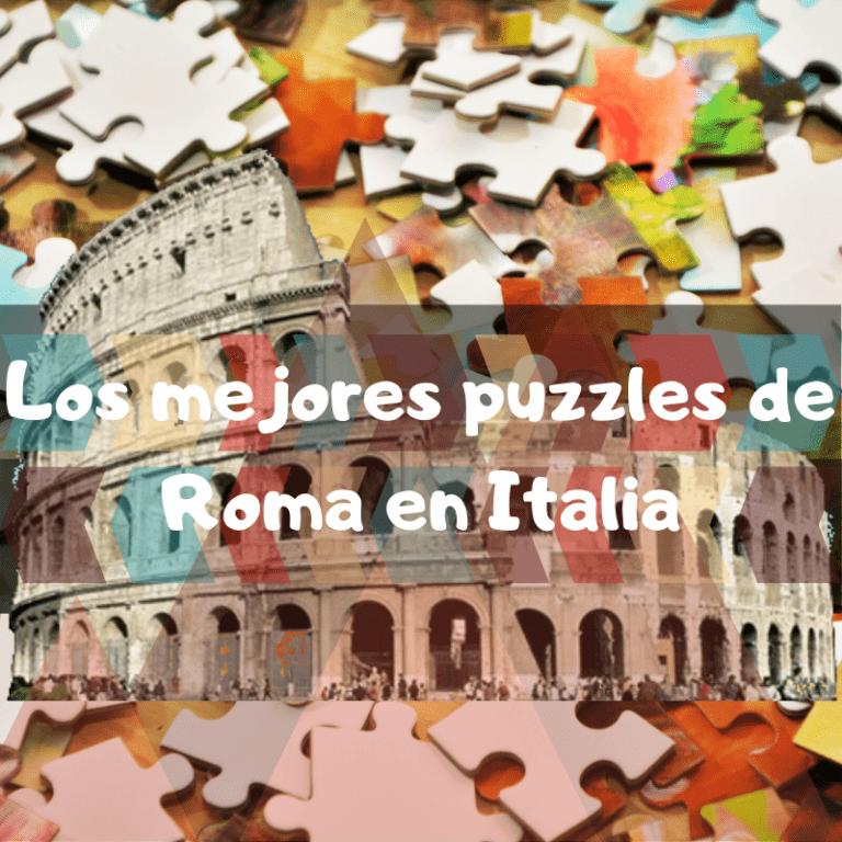 Los mejores puzzles de Roma