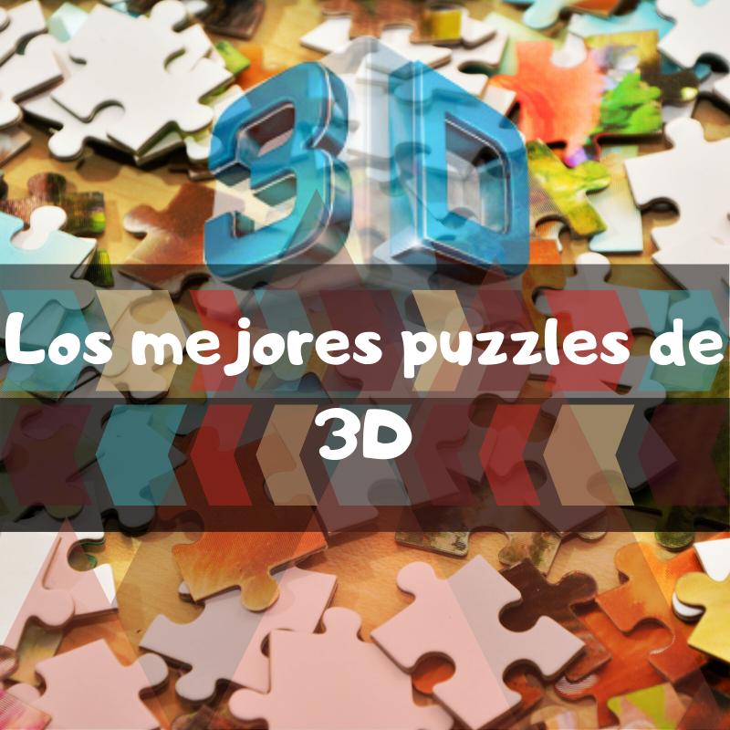 Los mejores puzzles en 3D de Amazon
