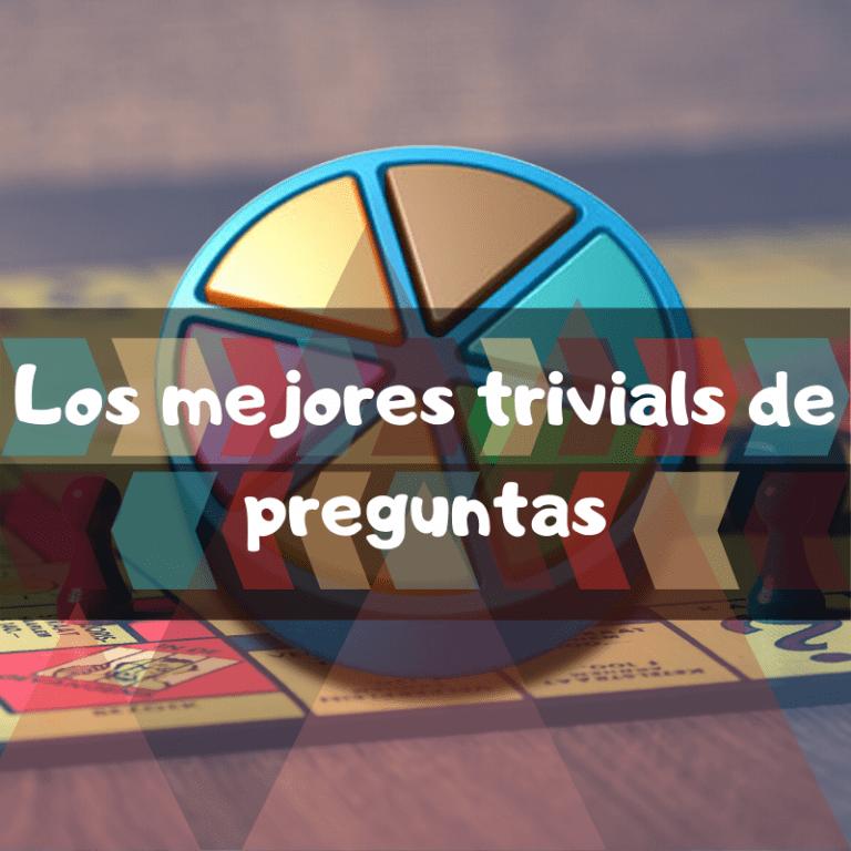 Los mejores juegos de mesa de preguntas y respuestas del Trivial Pursuit