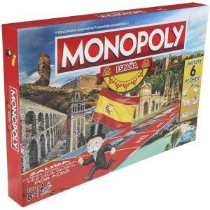 Juegos de mesa de Monopoly