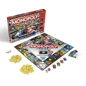 Versiones del monopoly - Juegos de mesa de Monopoly Gamer