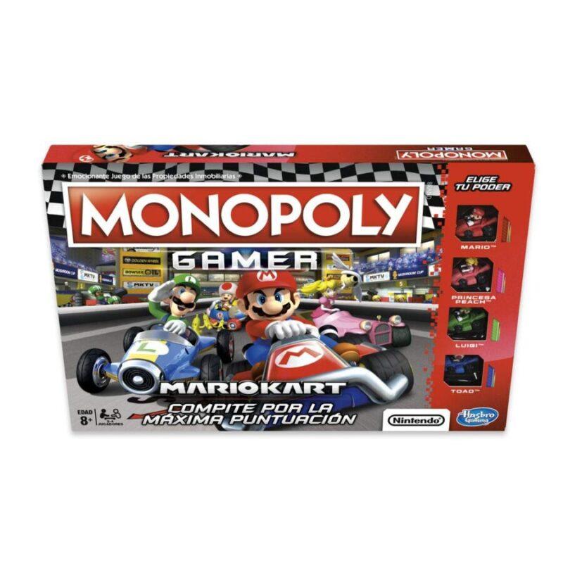 Versiones del monopoly - Juegos de mesa de Monopoly Gamer 2