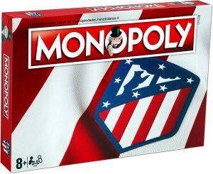 Monopoly de Atlético de Madrid - Juegos de mesa de Monopoly - Los mejores juegos de mesa del Monopoly