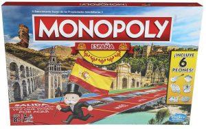 Monopoly de España - Juegos de mesa de Monopoly - Los mejores juegos de mesa del Monopoly