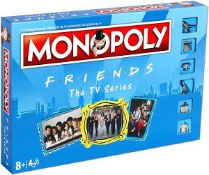 Monopoly de Friends - Juegos de mesa de Monopoly - Los mejores juegos de mesa del Monopoly