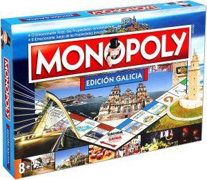 Monopoly de Galicia - Juegos de mesa de Monopoly - Los mejores juegos de mesa del Monopoly