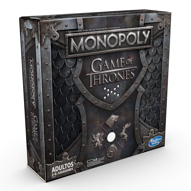 Juegos de mesa de juego de tronos - Monopoly de Juego de Tronos