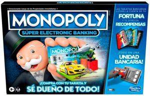 Monopoly de Super Electronic Bank - Juegos de mesa de Monopoly - Los mejores juegos de mesa del Monopoly