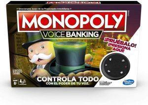 Monopoly de Voice Banking - Juegos de mesa de Monopoly - Los mejores juegos de mesa del Monopoly