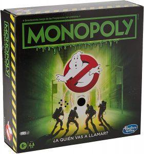 Monopoly de los Cazafantasmas - Juegos de mesa de Monopoly temáticos - Los mejores juegos de mesa de Monopoly