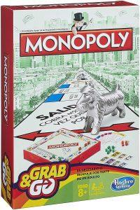 Monopoly de viaje - Juegos de mesa de Monopoly - Los mejores juegos de mesa del Monopoly