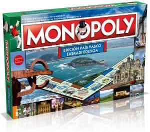 Monopoly del País Vasco - Juegos de mesa de Monopoly - Los mejores juegos de mesa del Monopoly