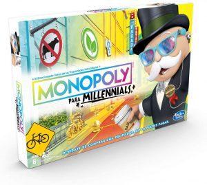 Monopoly para Millennials - Juegos de mesa de Monopoly - Los mejores juegos de mesa del Monopoly