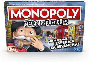 Monopoly para malos perdedores - Juegos de mesa de Monopoly - Los mejores juegos de mesa del Monopoly