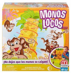 Juegos de mesa para niños - Juego de mesa de Monos locos
