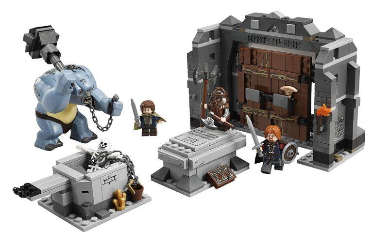Sets de Lego de construcción del señor de los anillos - Lego Moria