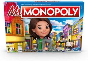 Ms Monopoly - Juegos de mesa de Monopoly - Los mejores juegos de mesa del Monopoly