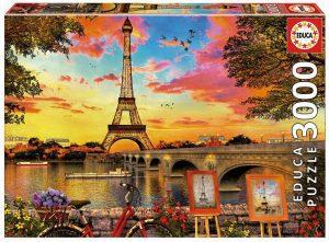Puzzles de París - Puzzle de Paris de 3000 piezas