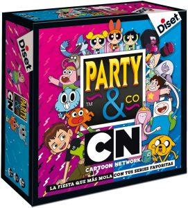 Party and Co de Cartoon Network - Juegos de mesa de Party and Co - Los mejores juegos de mesa de Party and Co