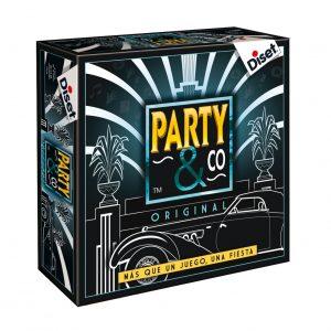 Juegos de mesa de habilidad y pruebas - Juego de mesa Party and Co original