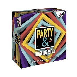 Juegos de mesa de habilidad y pruebas - Juego de mesa Party and co ultimate