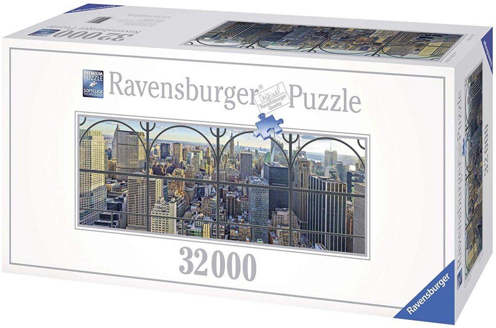 Puzzles gigantes - Puzzle 32000 piezas - Nueva York