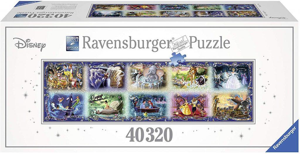 Puzzles gigantes - Puzzle disney 40320 piezas