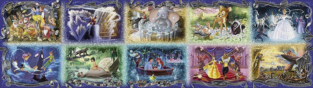 Puzzles gigantes - Puzzle disney 40320 piezas hecho