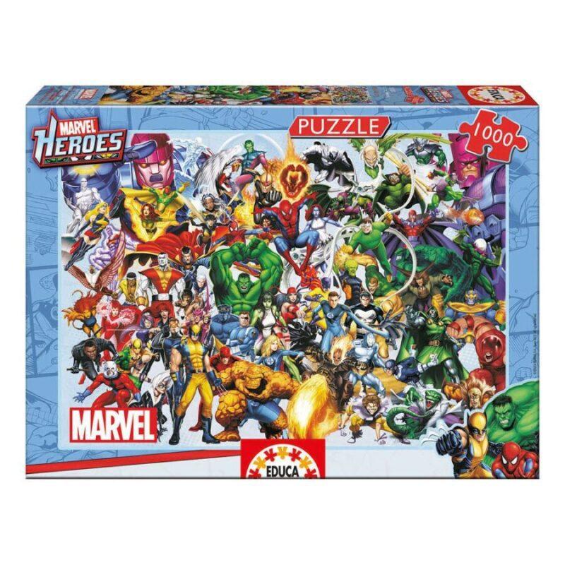 Puzzles de Marvel - Puzzle heroes de marvel