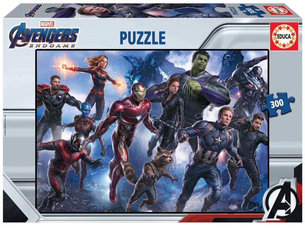 Puzzles de Marvel - Puzzle vengadores Endgame