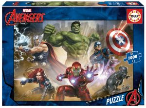 Puzzle vengadores 2