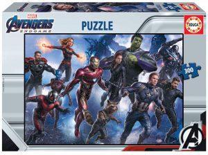 Puzzle vengadores