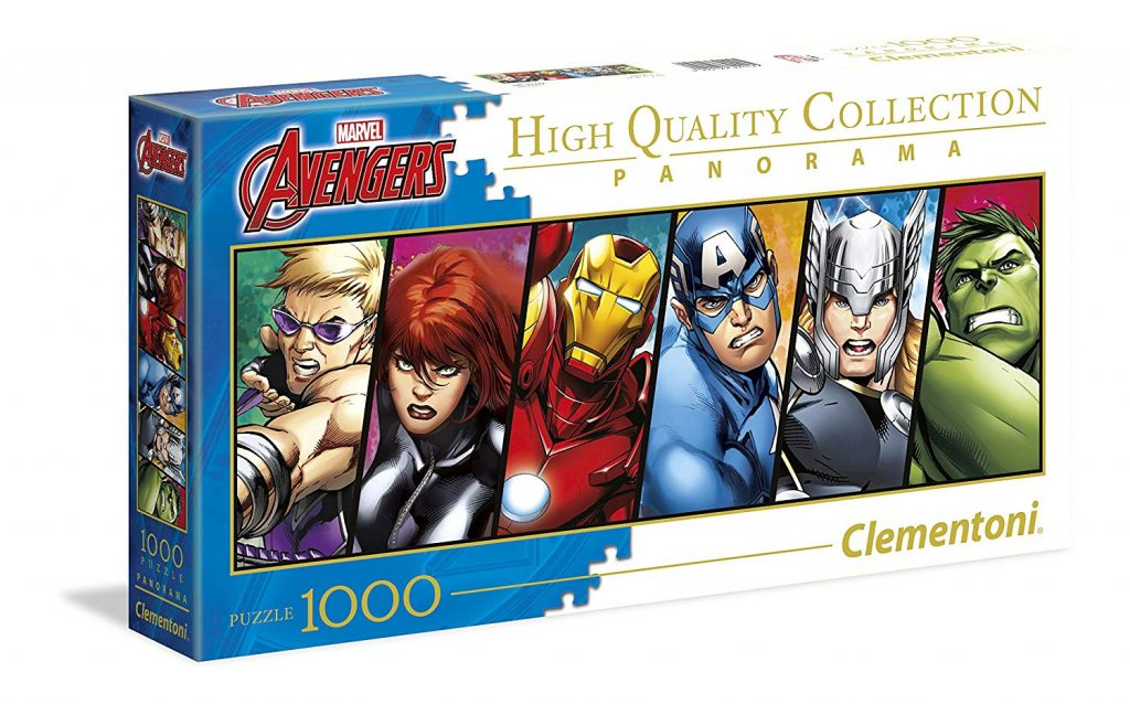 Puzzles de Marvel - Puzzle vengadores originales