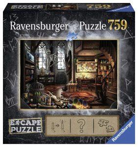 Puzzles de Escape Room - Dragon