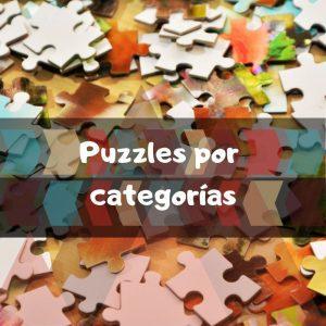 Puzzles por categorías