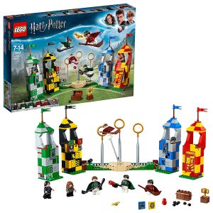 Sets de Lego de construcción de Harry Potter - Lego Quidditch