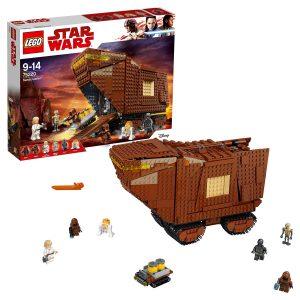 Sets de Lego de construcción de Star Wars - Lego Reptador de las arenas