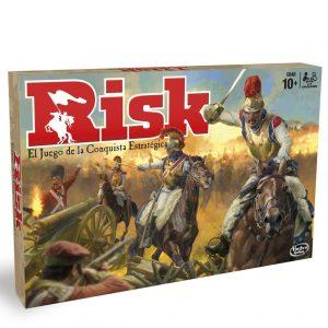 Juego de mesa de estrategia - Versiones del Risk - Risk clásico
