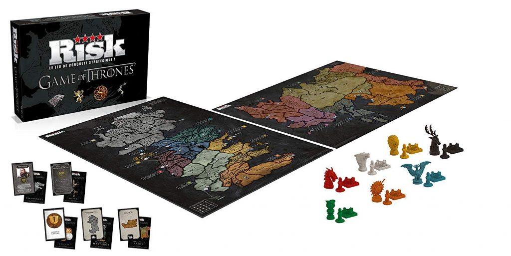 Juegos de mesa del señor de los anillos - Juego de Risk Juego de Tronos tablero