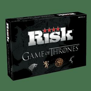 Juegos de mesa del señor de los anillos - Juego de Risk Juego de tronos