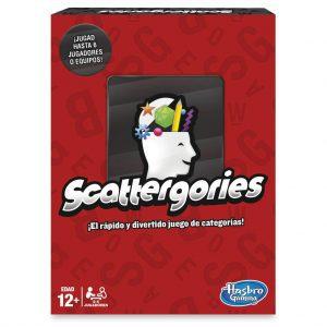 Juego de mesa de habilidad - juego de mesa Scattergories