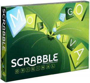 Los mejores juegos de mesa del mundo - juego de mesa Scrabble