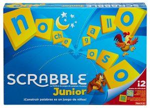 Juegos de mesa para niños - Juego de mesa de Scrabble junior