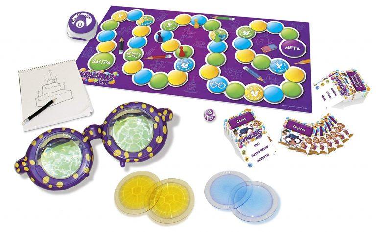 Juegos de mesa para niños - Juego de mesa de Sin palabras 2