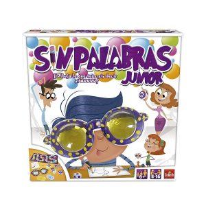 Juegos de mesa para niños - Juego de mesa de Sin palabras